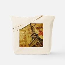 Paris VI Tote Bag
