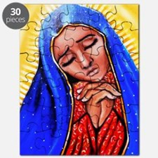 Blessed Mother Puzzle
