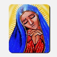 Blessed Mother Mousepad