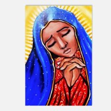Blessed Mother Postcards (Package of 8)