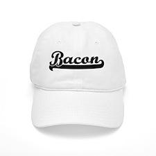 Bacon Classic Retro Design Baseball Cap
