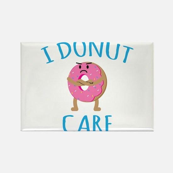 I Donut Care Magnets