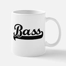 Bass Classic Retro Design Mugs