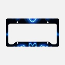 Soundwave deejay Techno music License Plate Holder