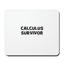 Calculus Survivor Mousepad