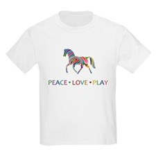Unique Pony girl T-Shirt