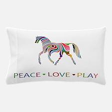 Cute Horseback riding Pillow Case