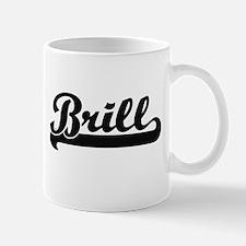 Brill Classic Retro Design Mugs
