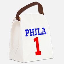 PHILA #1 Canvas Lunch Bag