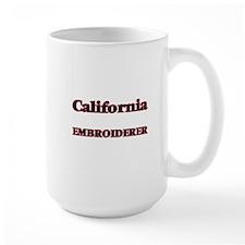 California Embroiderer Mugs