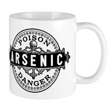 Arsenic Vintage Style Mug