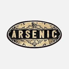 Arsenic Vintage Style Patch