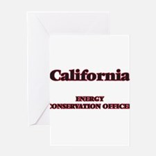 California Energy Conservation Offi Greeting Cards