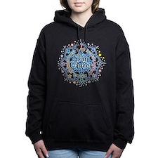 Cute Dagger Women's Hooded Sweatshirt