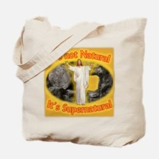 It's Supernatural Tote Bag