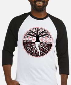 AS ABOVE SO BELOW - Tree of life Flower of Life Ba
