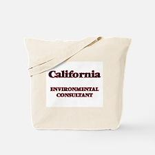 California Environmental Consultant Tote Bag