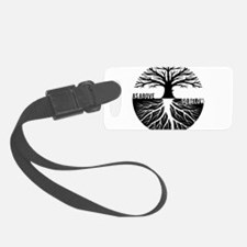 AS ABOVE SO BELOW Tree of life Luggage Tag