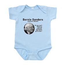 Sanders: Veterans Infant Bodysuit