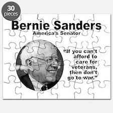 Sanders: Veterans Puzzle