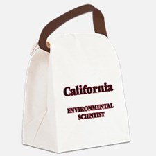 California Environmental Scientis Canvas Lunch Bag