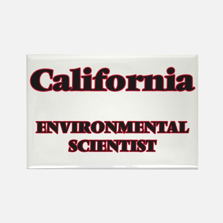 California Environmental Scientist Magnets