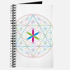Flower of life tetraedron/merkaba Journal