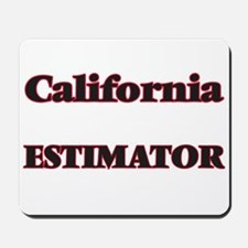 California Estimator Mousepad