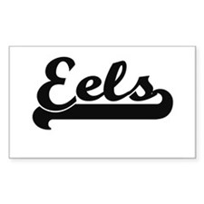 Eels Classic Retro Design Decal