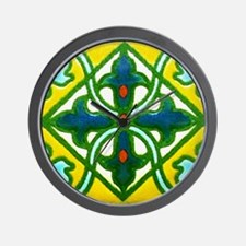 Classic Tile  shop Wall Clock