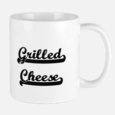 Grilled Cheese Classic Retro Design Mugs