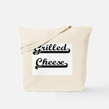 Grilled Cheese Classic Retro Design Tote Bag