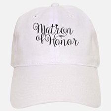 Matron of Honor Baseball Baseball Cap