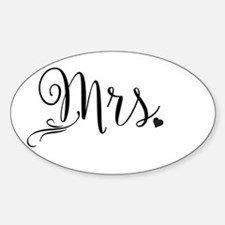 The new Mrs. Decal