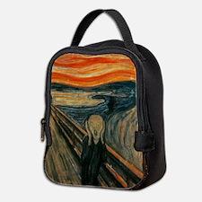 The Scream Neoprene Lunch Bag