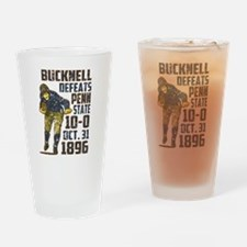 Unique Bucknell Drinking Glass