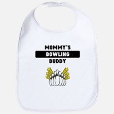 Mommys Bowling Buddy Bib