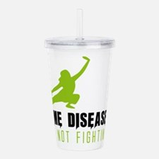 Lyme Disease - We Are Acrylic Double-wall Tumbler