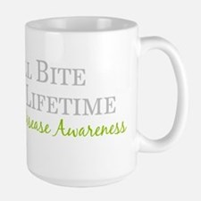 One Small Bite Lasts A Lifetime - Lyme Diseas Mugs