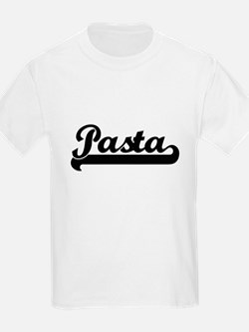 Pasta Classic Retro Design T-Shirt