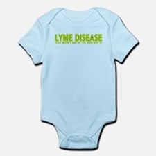 Lyme Disease - You Wont Get It Til You G Body Suit