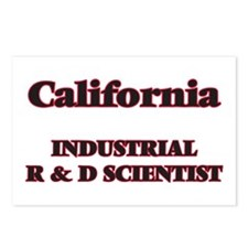 California Industrial R & Postcards (Package of 8)