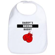 Daddys Boxing Buddy Bib