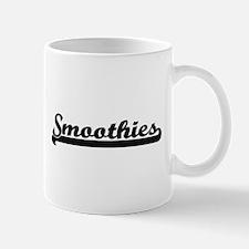 Smoothies Classic Retro Design Mugs