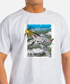 Unique P 51 T-Shirt