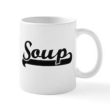 Soup Classic Retro Design Mugs