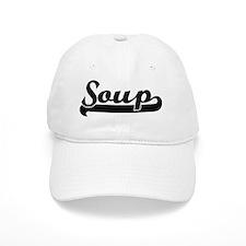 Soup Classic Retro Design Baseball Cap
