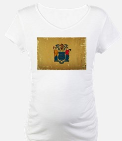 New Jersey State Flag VINTAGE Shirt