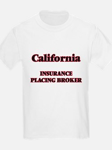 California Insurance Placing Broker T-Shirt