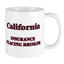 California Insurance Placing Broker Mugs